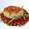 Thumbnail image for Quinoa Patties Stuffed With Goat Cheese & Mushrooms