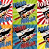 Thumbnail image for Food Ninjas—Reveal Yourselves! Food Ninja Contest Open For Submissions!!