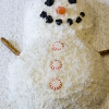 Thumbnail image for How to Make a Snowman Birthday Cake—Celebrating 4 with a Snowman Party