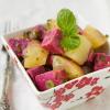 Thumbnail image for Golden Purple Potato Salad