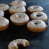 Thumbnail image for Baked Eggnog Doughnuts