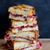 Thumbnail image for Dubliner and Berry Jam Grilled Cheese Sandwich — Get ready for National Grilled Cheese Day!
