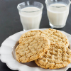 Thumbnail image for Chewy Almond Cookies (which happen to be gluten-free and Paleo!)