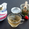 Thumbnail image for Strawberry Mint Tea from The Dehydrator Bible