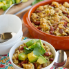 Thumbnail image for Red Beans & Rice with Avocado
