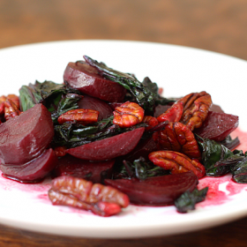 Thumbnail image for Warm Beet Salad