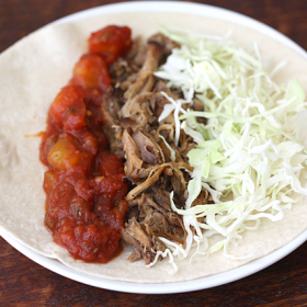 Thumbnail image for Kalua Pig Tacos