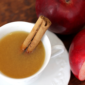 Thumbnail image for Simple Spiced Apple Cider