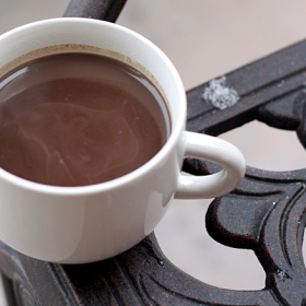 Thumbnail image for Warming Up With Cioccolata Calda (Italian Hot Chocolate)