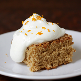 Thumbnail image for Brown Sugar Tea Cake . . . wanna piece?