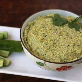 Thumbnail image for Quick & Easy Edamame Dip