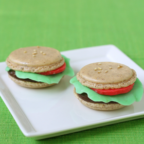 "Thumbnail image for ""Big Mac"" Macarons"