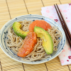 Thumbnail image for Chilled Soba, Avocado, & Grapefruit Salad
