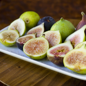 Thumbnail image for Fresh California Figs + A Giveaway!
