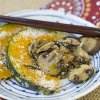 Thumbnail image for Roasted Mushrooms & Kabocha Squash