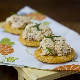 Thumbnail image for Poor Man's Tuna/Crab Salad Sushi