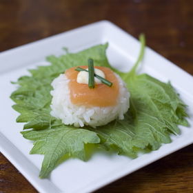 Thumbnail image for How to Make Temarizushi (Ball-Shaped Sushi)