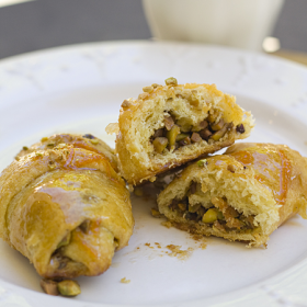 Thumbnail image for Baklava Crescent Rolls