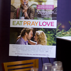 Thumbnail image for Eat Pray Love Blu-ray Disc Giveaway Winner