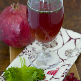 Thumbnail image for Shiso Pomojito Mocktail—Toasting the New Year in Style