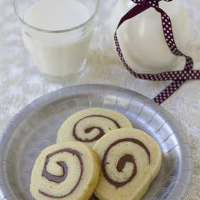Thumbnail image for Nutella Pinwheel Cookies & Christmas Magic