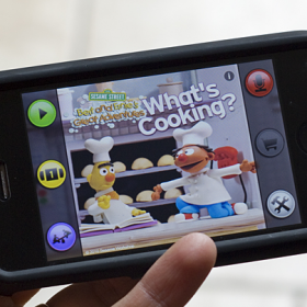 Thumbnail image for Children's e-book iPhone Apps + $50 Visa Gift Card Giveaway