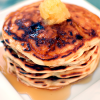 Thumbnail image for White Chocolate and Coconut Pancakes from Chef Austin Szu for National Pancake Day 2011