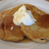 Thumbnail image for Celebrate Fat Tuesday with Pumpkin Pie Pancakes from Scattered Mom