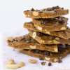 Thumbnail image for Peanut Brittle with Caramelized Cacao Nibs