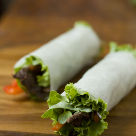 Thumbnail image for Tuna Tataki Summer Rolls