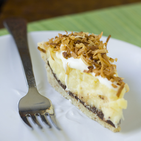 Thumbnail image for Celebrate with Fudge and Coconut Custard Pie