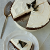 Thumbnail image for Chocolate Truffle Tart with Black Sesame Brittle