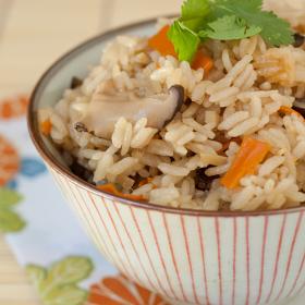 Thumbnail image for Takikomi Gohan, Japanese Mixed Rice