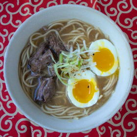 Thumbnail image for Oxtail Ramen—When food is more than food.
