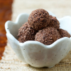 Thumbnail image for Sassy Chocolate Pumpkin Truffles