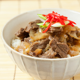 Thumbnail image for Gyudon (Japanese Beef Bowl)