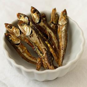 Thumbnail image for Tazukuri (Soy Sauce Sugar-Glazed Sardines)