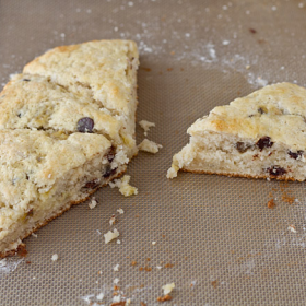 Thumbnail image for Chunky Monkey Scones for Mommy