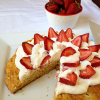 Thumbnail image for Strawberry Shortcake Cake with Mascarpone Cream