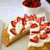 Thumbnail image for Strawberry Shortcake Cake with Mascarpone Cream