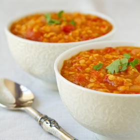 Thumbnail image for Red Lentil Dal Comfort