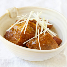 Thumbnail image for Japanese Braised Pork Belly (Buta no Kakuni)