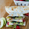 Thumbnail image for Back-to-School Strawberry Quesadillas