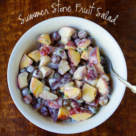 Thumbnail image for Summer Stone Fruit Salad