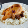 Thumbnail image for Slow Cooker Apricot Chicken + A $100 Crate & Barrel Gift Card Giveaway!