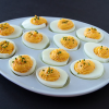 Thumbnail image for Devilish Sweet & Spicy Deviled Eggs