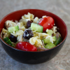 Thumbnail image for Greek Inspired Pasta Salad