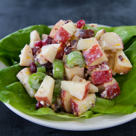 Thumbnail image for Holiday Waldorf Salad