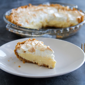 Thumbnail image for Lemon Icebox Pie