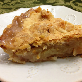 Thumbnail image for Nancie McDermott's Apple Pie